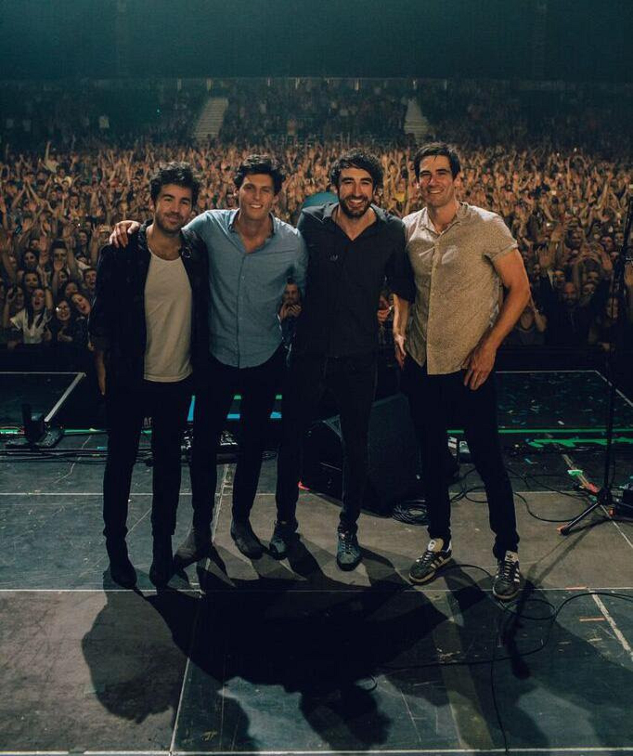 The Coronas Return to North America for Shows Beginning February 8