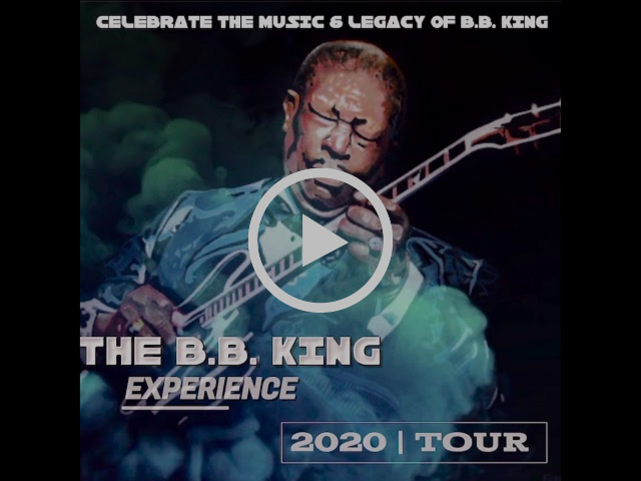 "The BB King Blues Band & The BB King Estate Have Joined Forces - Now Known as ""The BB King Experience"""