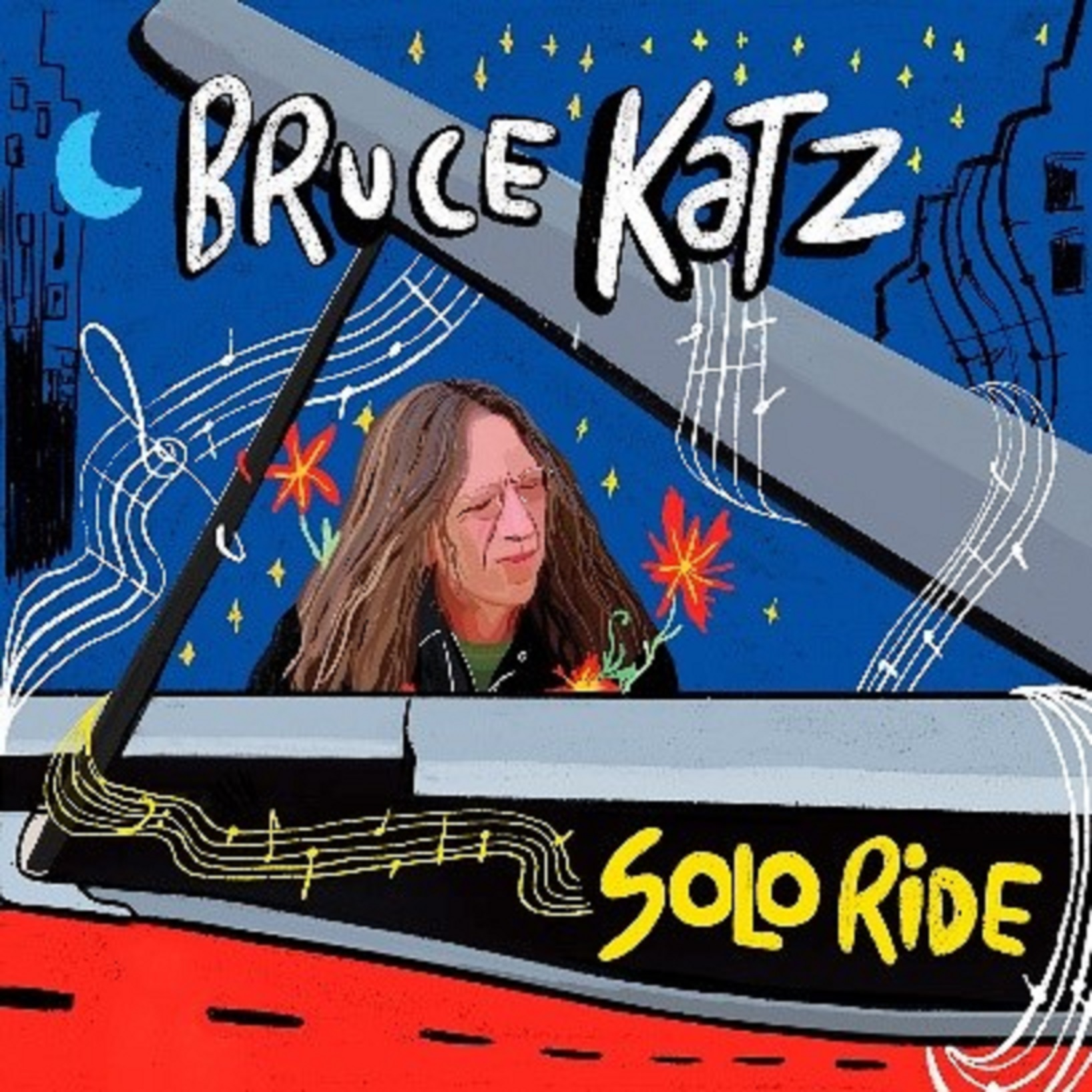 Ivory Keys Master Bruce Katz Swings, grooves and rocks on new album, Solo Ride