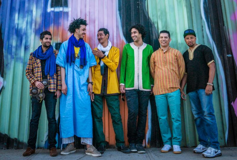 Innov Gnawa: Sebitiyin - The Jewish Songs of Gnawa