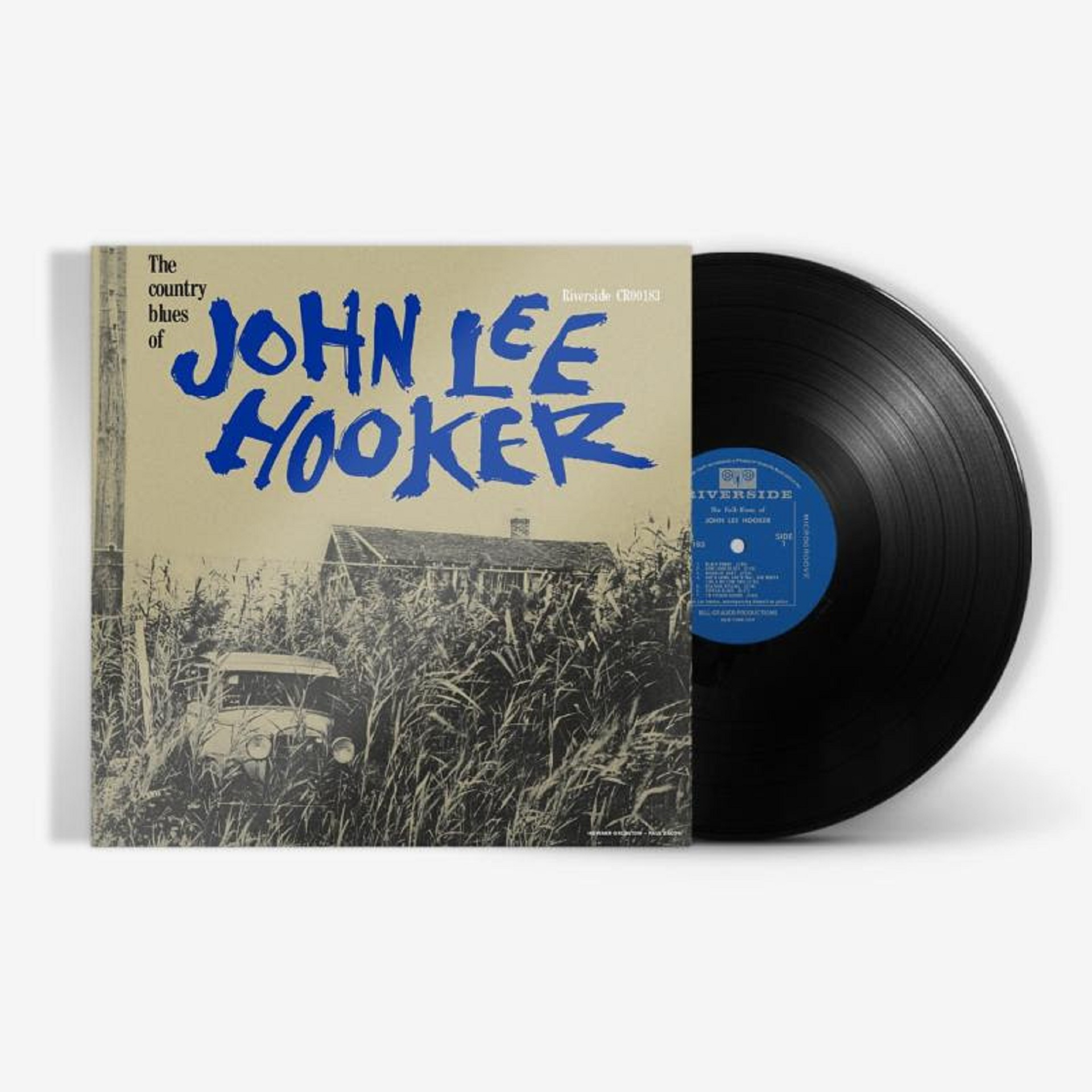 60th anniv. reissue for 'The Country Blues of John Lee Hooker'