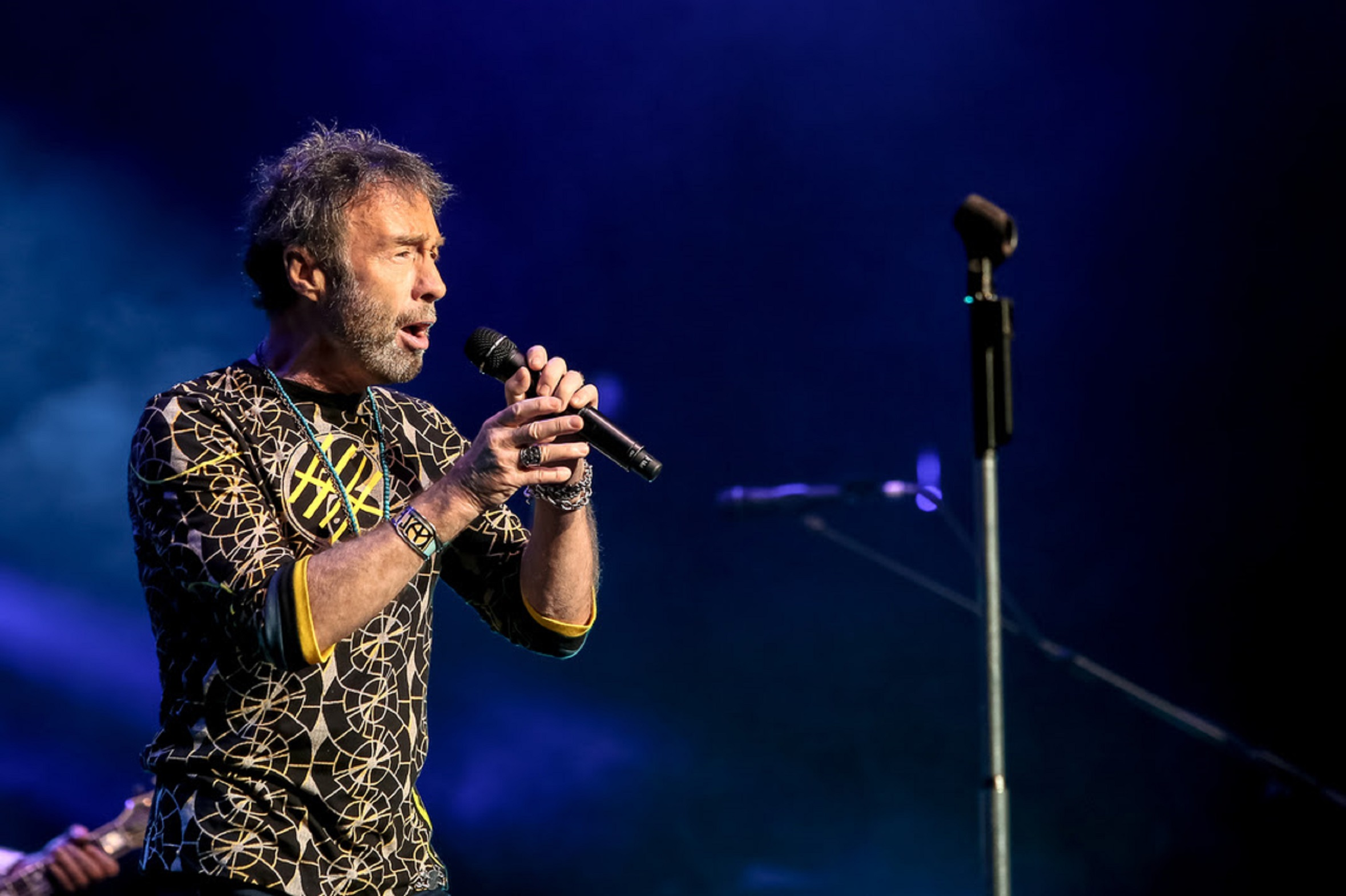 Paul Rodgers Brings 'Free Spirit' to Quarto Valley Records