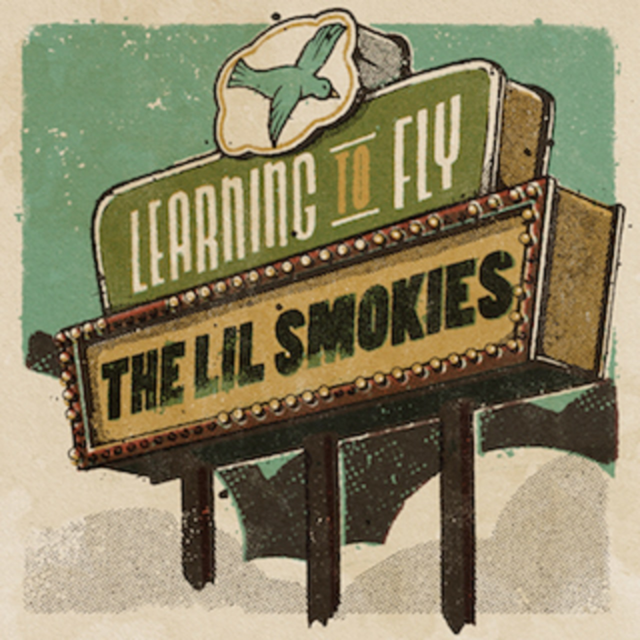 "The Lil Smokies release final SnowGhost Single ""Learning To Fly"""