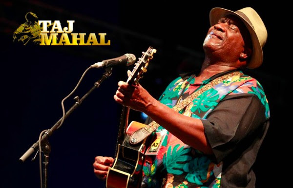 Taj Mahal to headline NedFest 2016