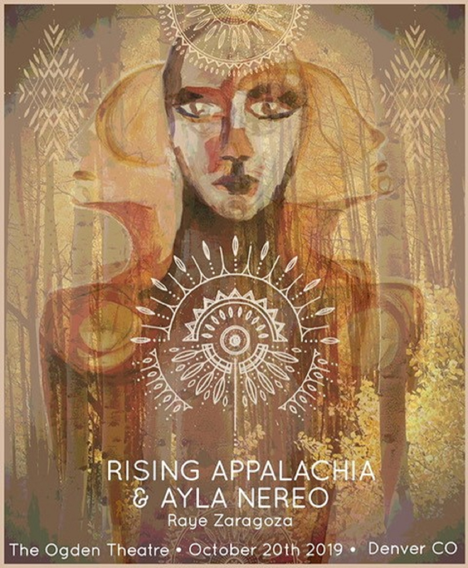 Rising Appalachia + Ayla Nereo to play the Ogden Theatre