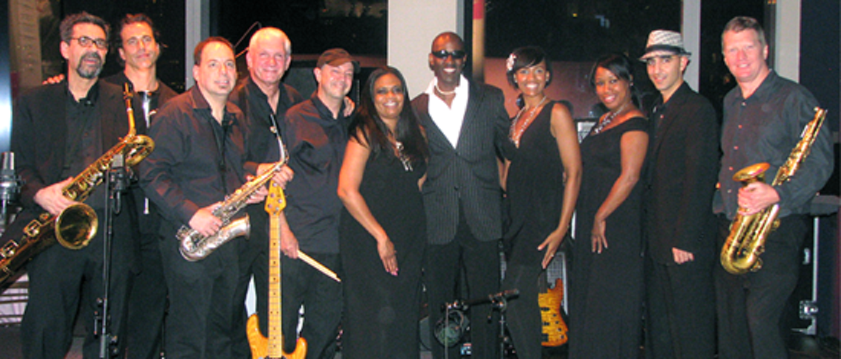 Forever Ray, Ray Charles Tribute Band This Weekend at Jazz Forum!