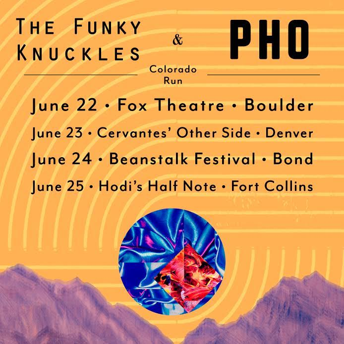 PHO Announce Summer Colorado Run