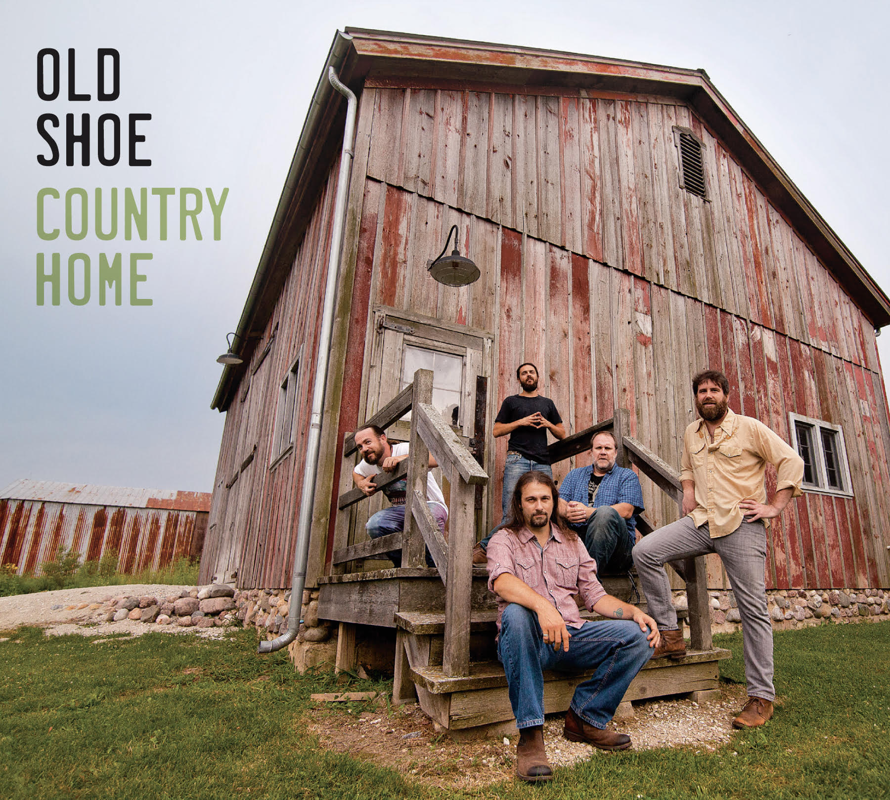 Old Shoe announces album 'Country Home'