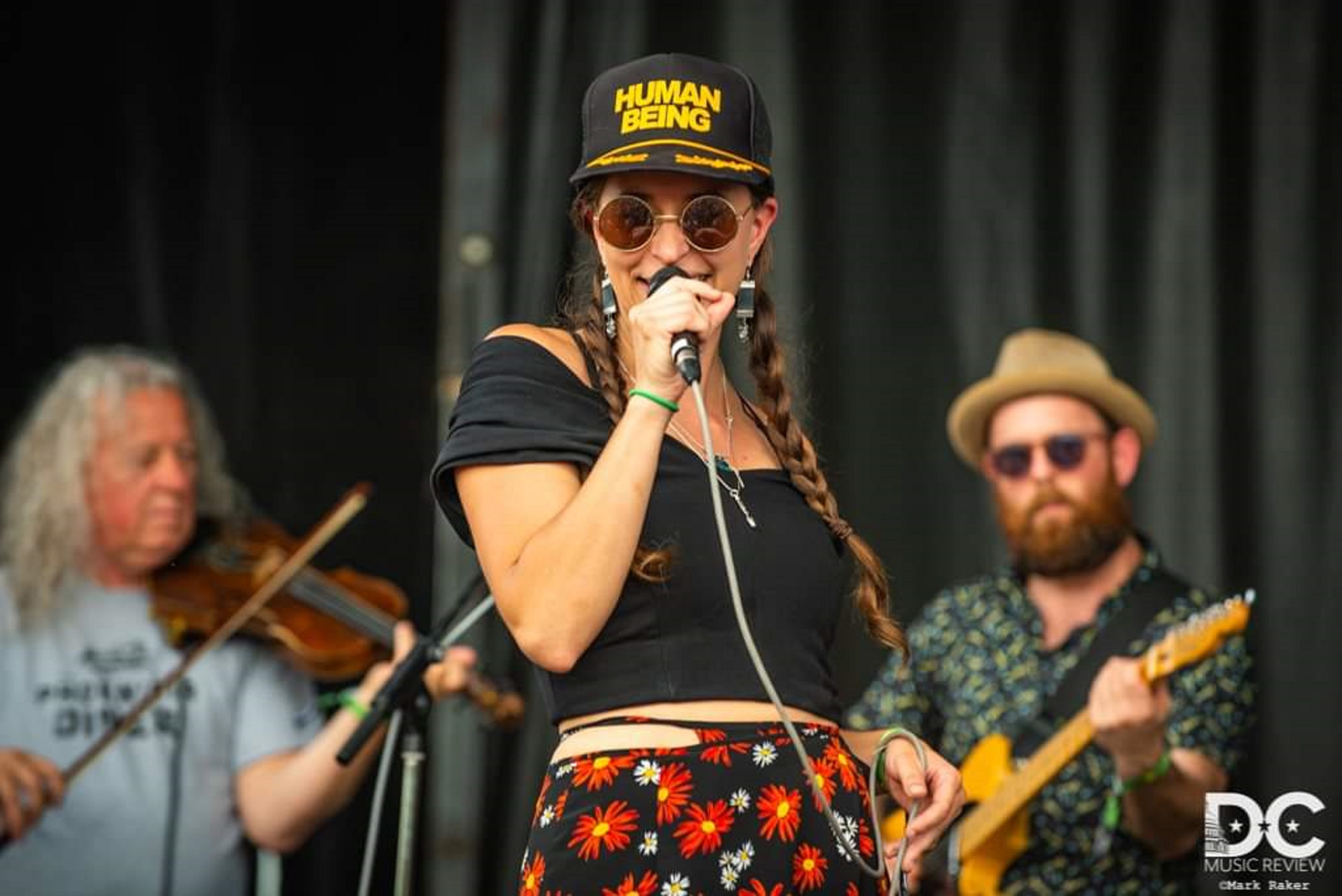 Lindsay Lou shines in DelFest 12 Debut