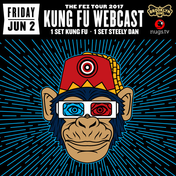 Watch Kung Fu from Brooklyn Bowl