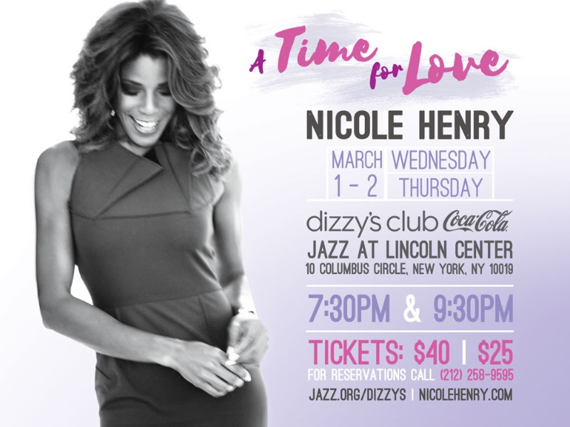 Nicole Henry at Jazz at Lincoln Center