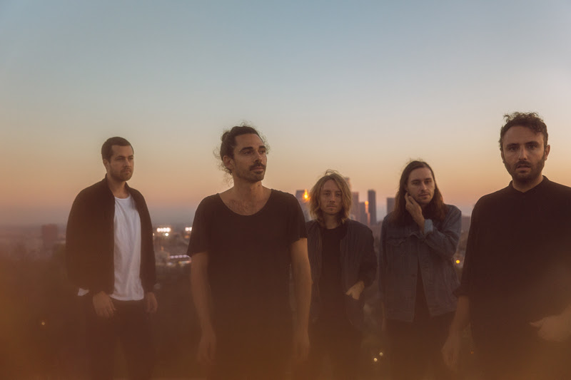 "Local Natives Premiere ""Dark Days"" Video"