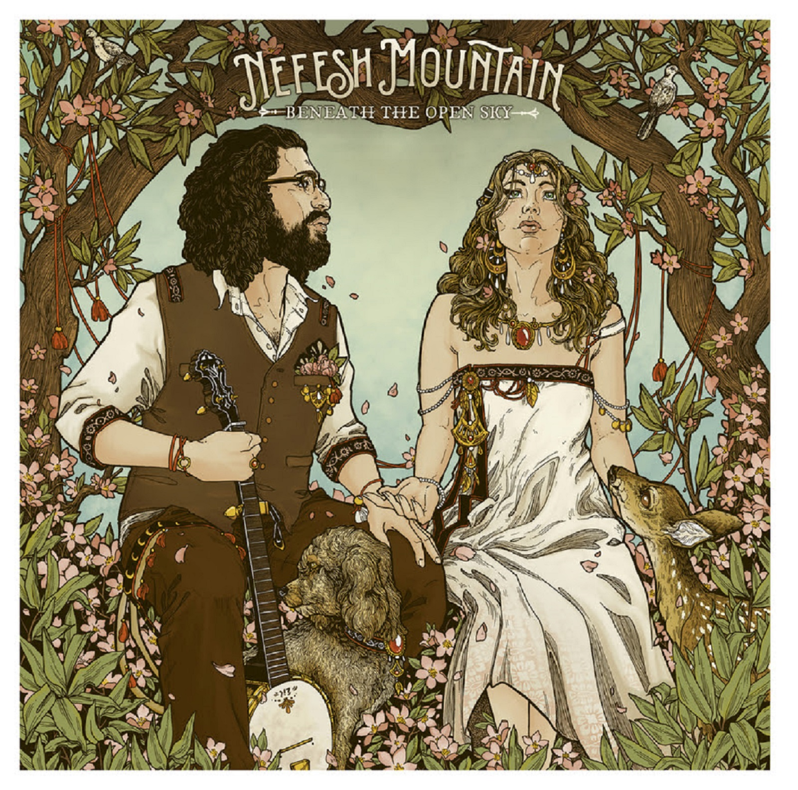 "Nefesh Mountain's ""Beneath The Open Sky"" Available March 2"