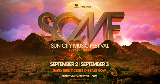 Annual Sun City Music Festival in El Paso