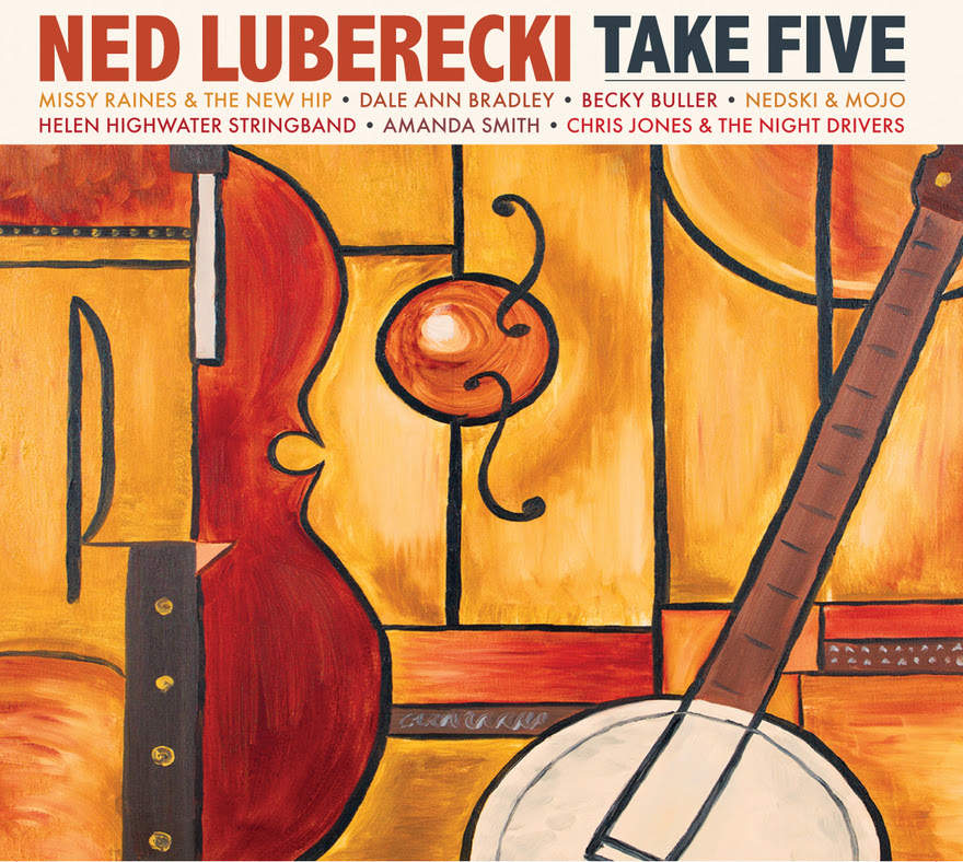 "Ned Luberecki | ""Take Five"" 