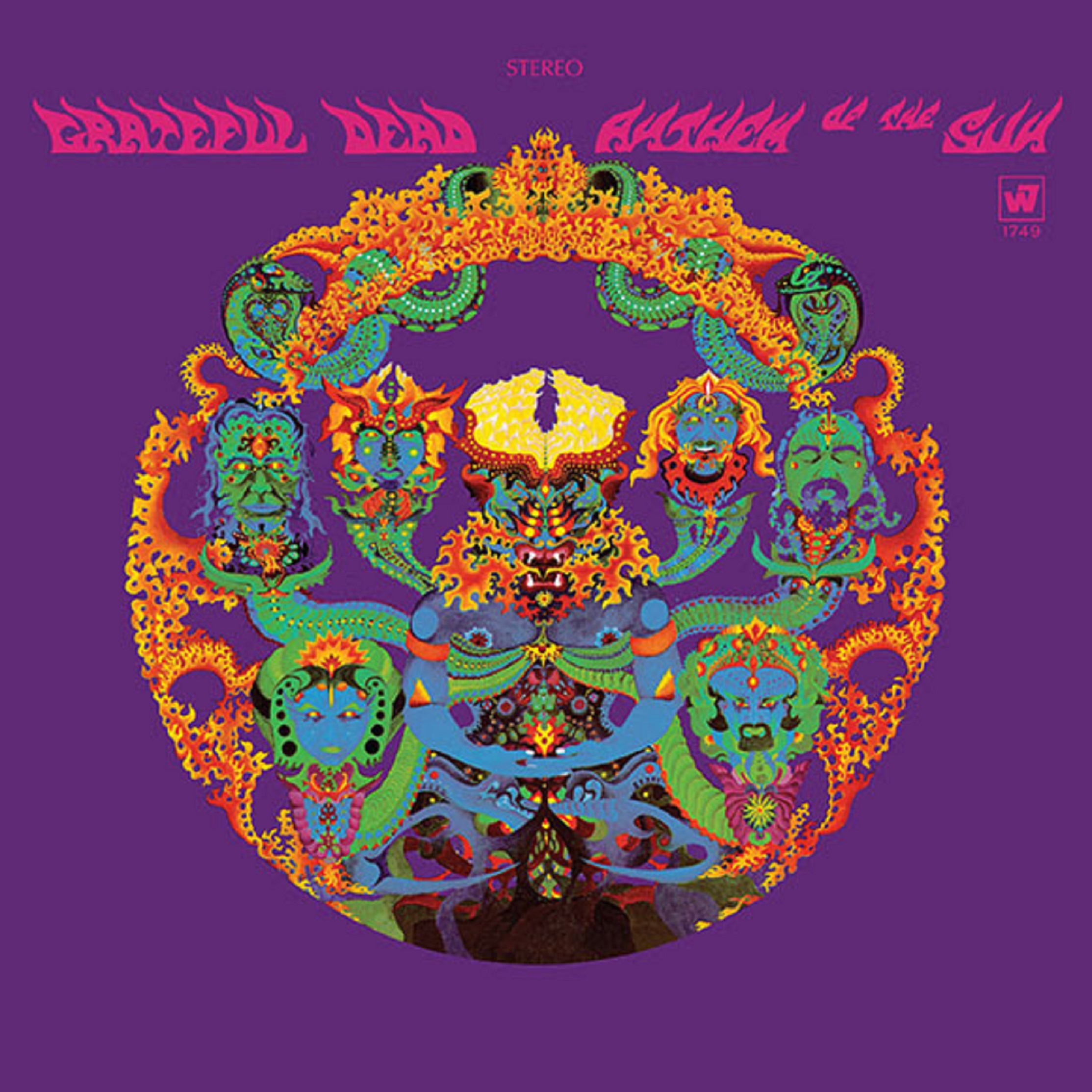ANTHEM OF THE SUN: 50TH ANNIVERSARY DELUXE EDITION