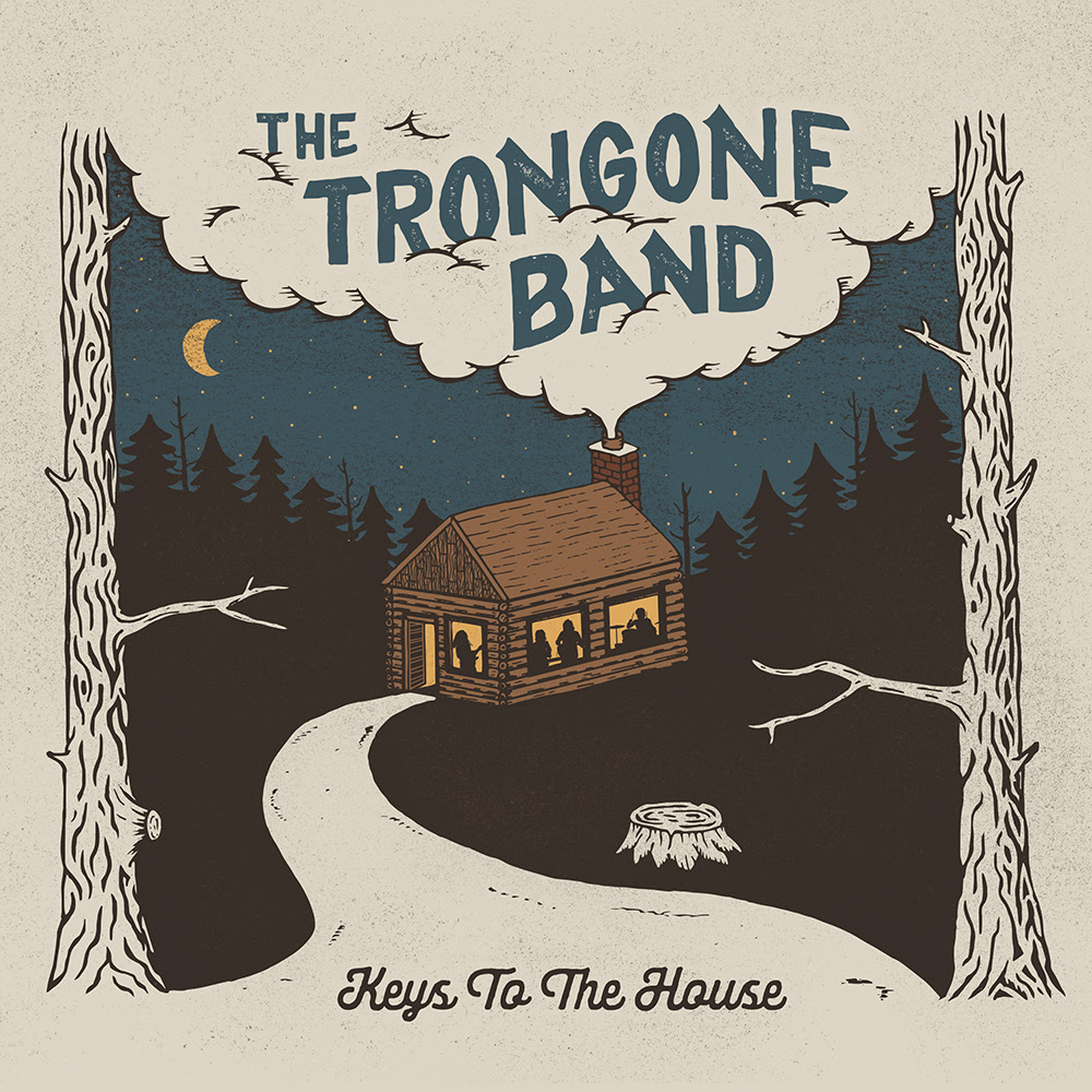 The Trongone Band's Keys To The House Out 6/30