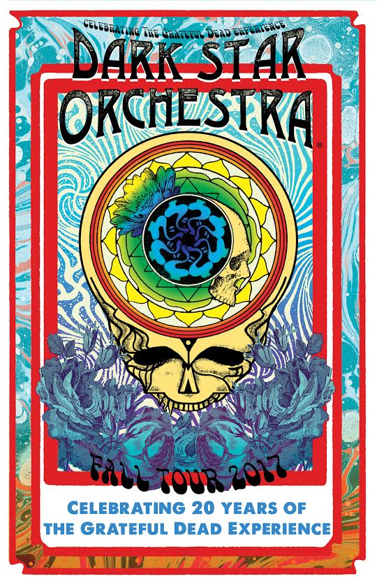 Dark Star 2017 Fall Tour + Jam in the Sand