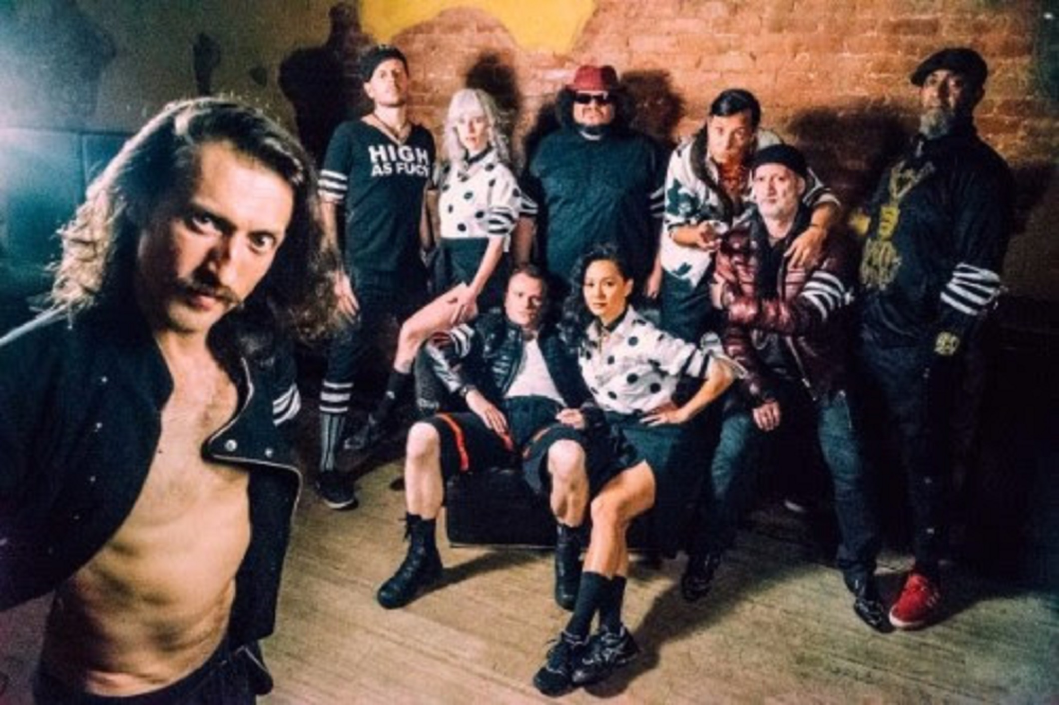 Gogol Bordello UK Tour + New Video