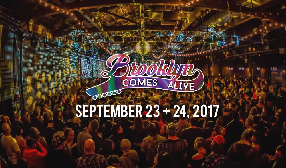 Brooklyn Comes Alive Releases 2017 Schedule