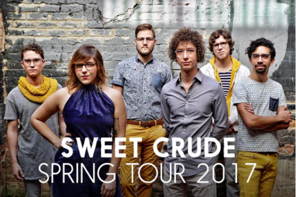 Sweet Crude | Ludlow House | Review