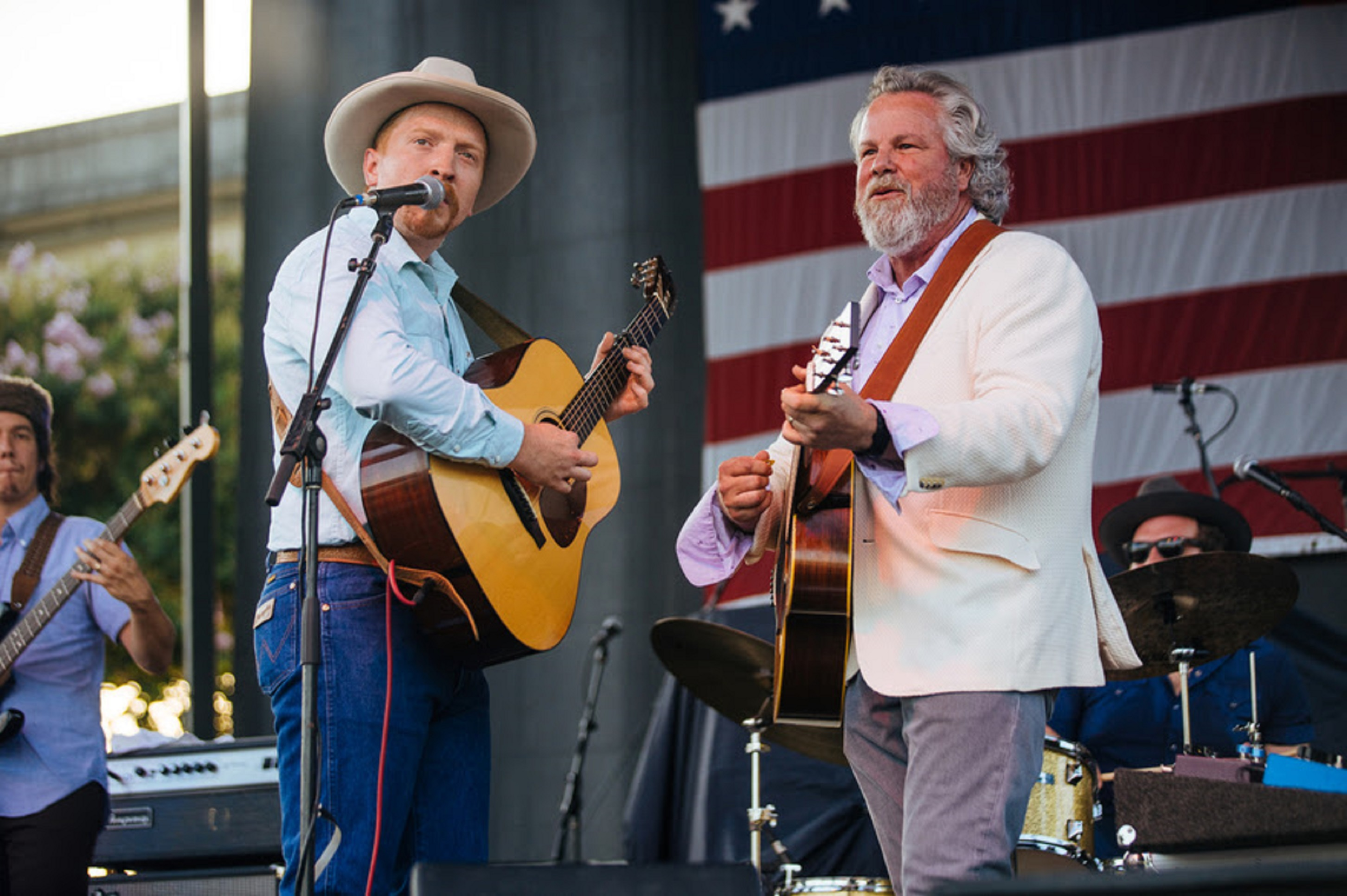 Robert Earl Keen and Tyler Childers Celebrate Round of Shows Including Record Breaking 4th of July Performance