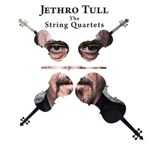 Ian Anderson: String Quartet Out Now