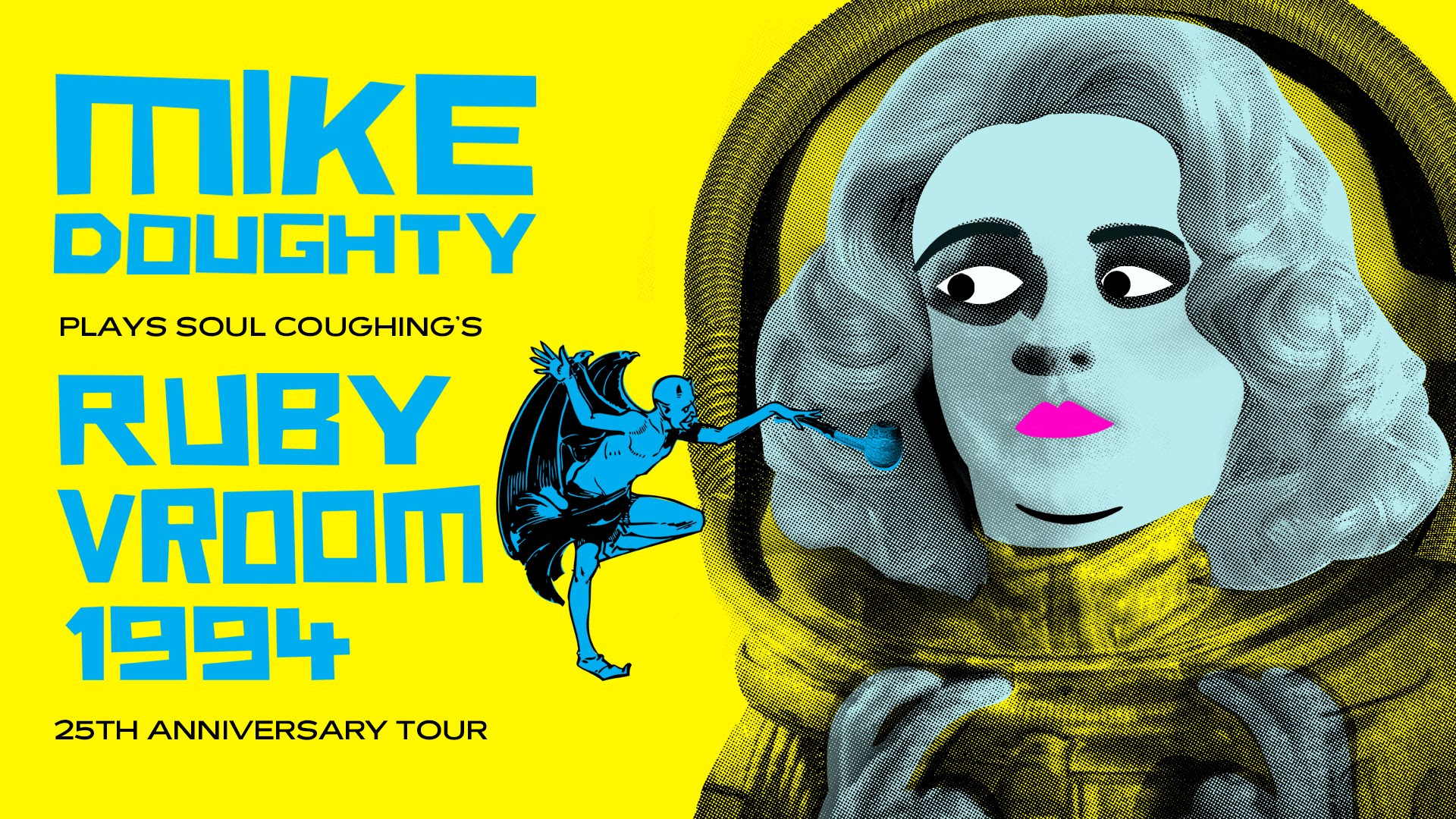 "Mike Doughty to perform Soul Coughing's ""Ruby Vroom"""
