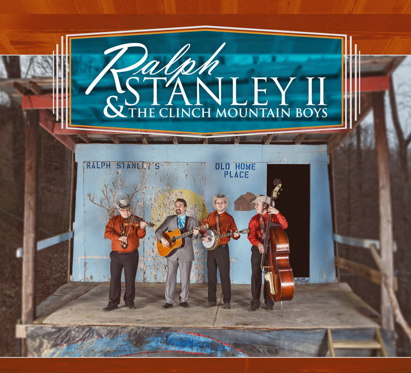 Debut for Ralph Stanley II & The Clinch Mountain Boys