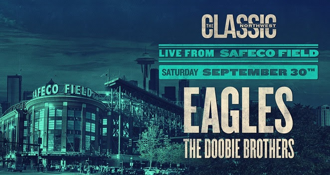 Eagles & The Doobie Brothers on Sept 30