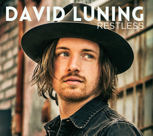 "David Luning's ""Restless"" Available Now"
