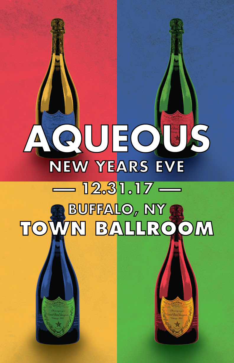 Aqueous Announce Hometown NYE Show