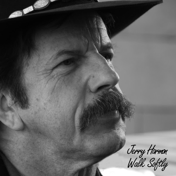 Jerry Harmon announces new Album