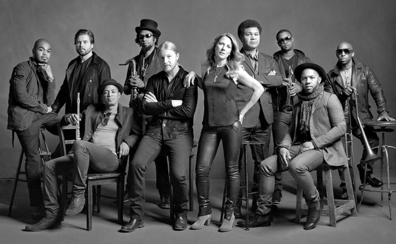 Tedeschi Trucks Band open SummerStage with Free Show