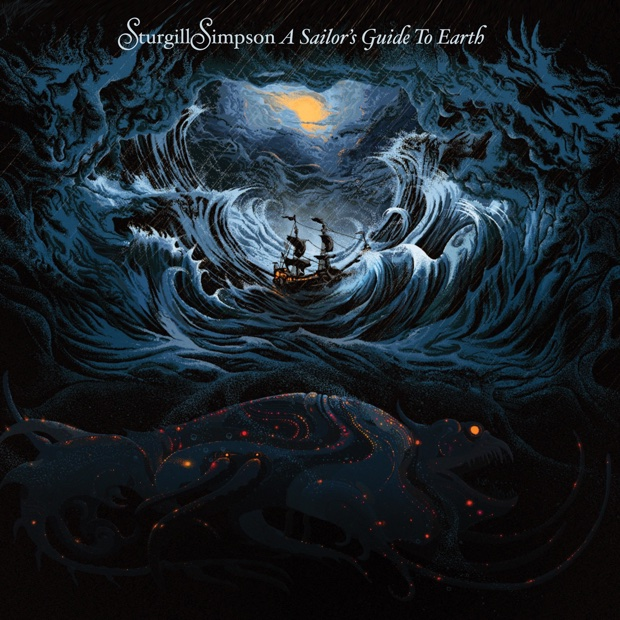 Sturgill Simpson | A Sailor's Guide to Earth