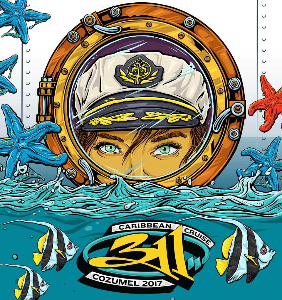 311 to Host Fifth Caribbean Cruise in 2017