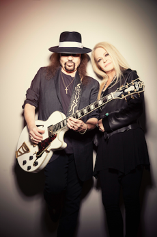 Gary Rossington Of Lynyrd Skynyrd & Wife Release Take It On Faith