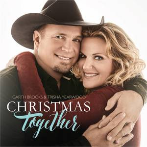 Garth Brooks & Trisha Yearwood Xmas LP