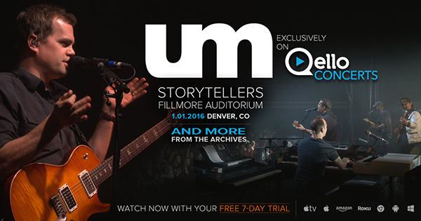 Umphrey's Exclusive Storytellers Set Now Available