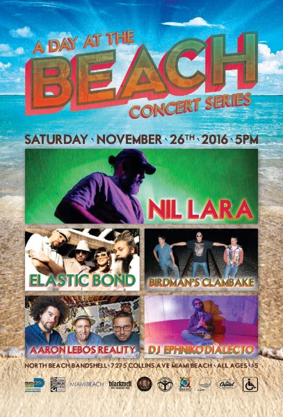 A Day at the Beach Concert Series Celebrates 5th Anniversary