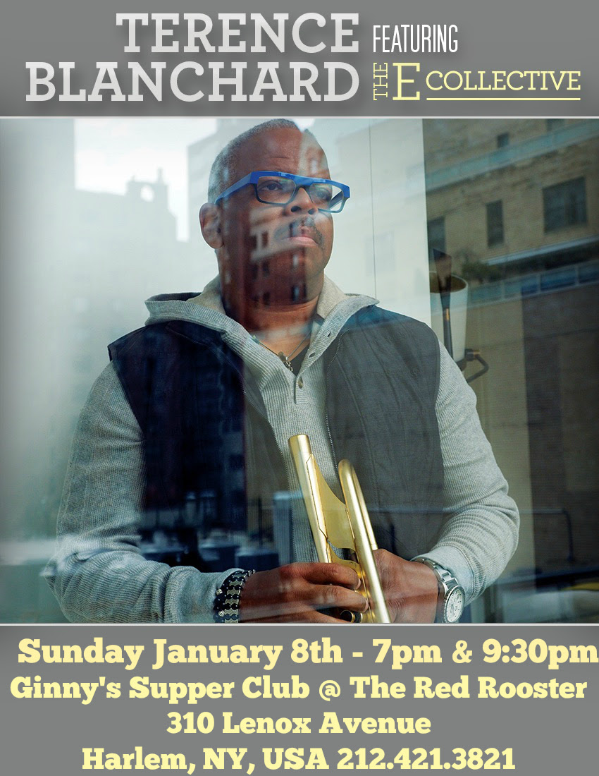 Terence Blanchard Records New Album