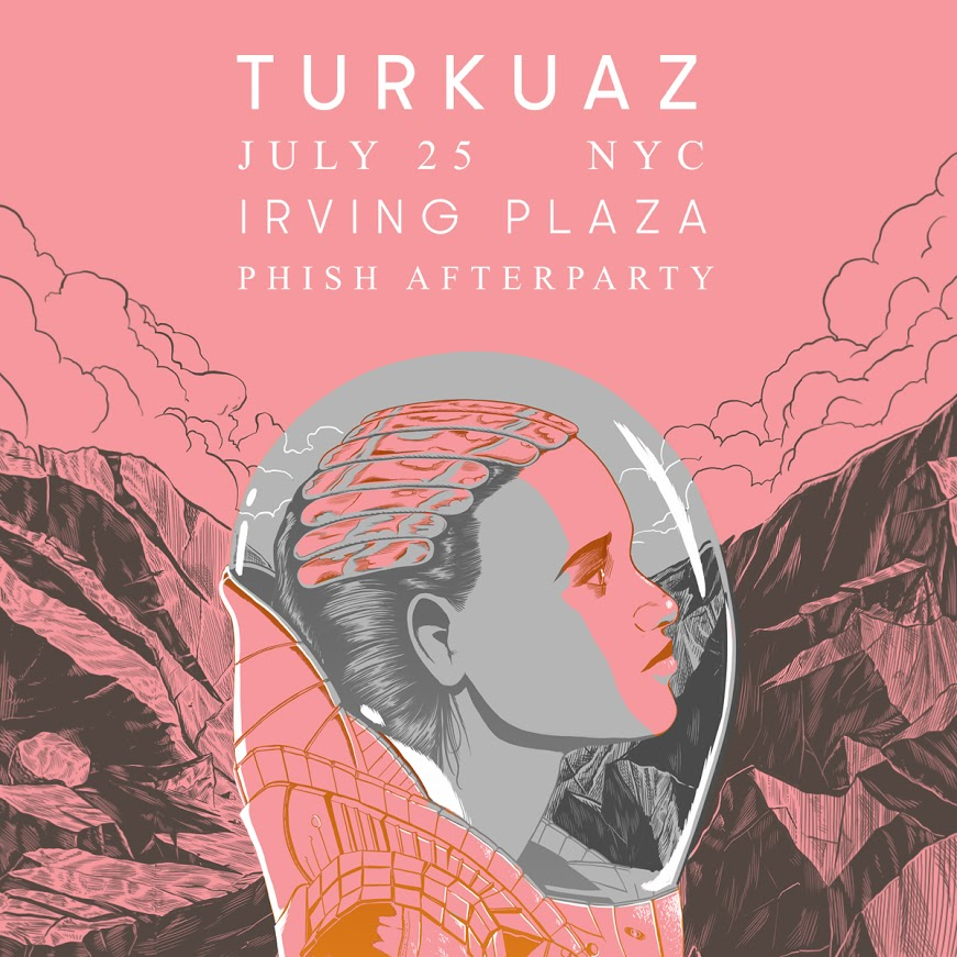 Turkuaz Announces Phish Afterparty
