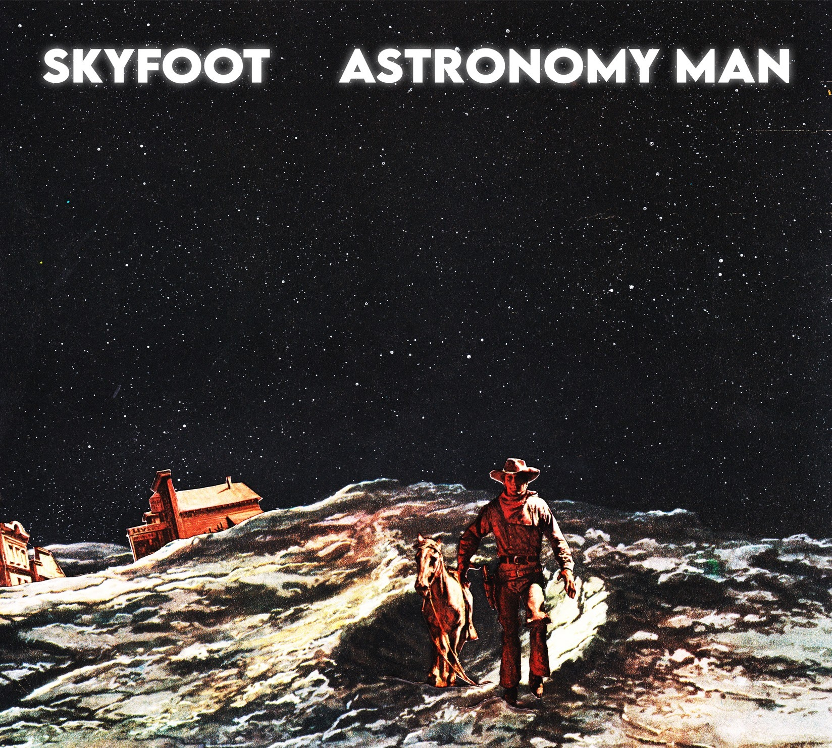 Boston Jam-Rock Quartet Skyfoot releases Astronomy Man