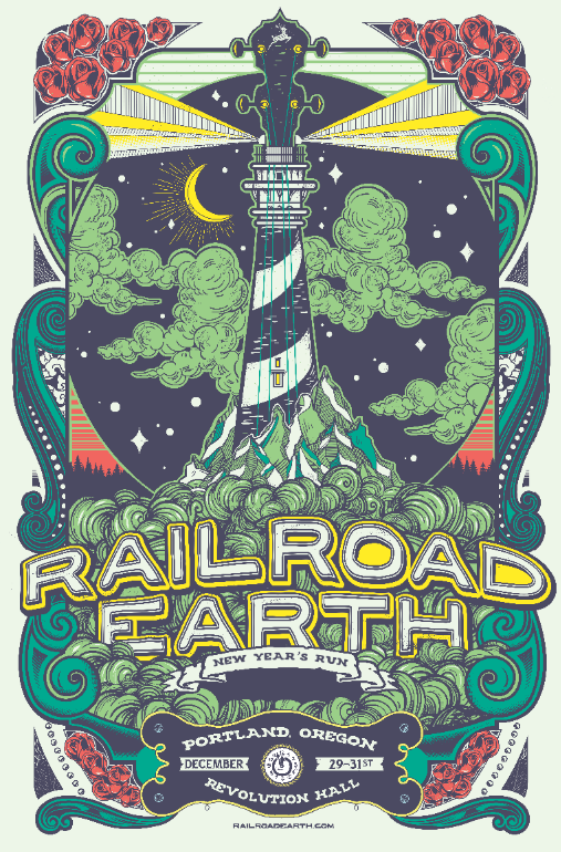Railroad Earth To Play Portland on NYE