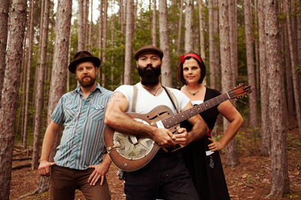 Rev. Peyton's Big Damn Band announce U.S. Tour