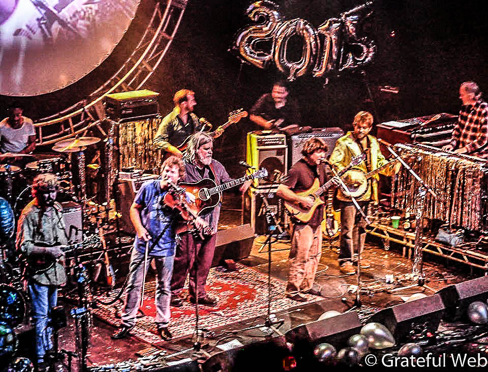 Leftover Salmon to Perform in Chicago, IL on Thurs. July 2nd