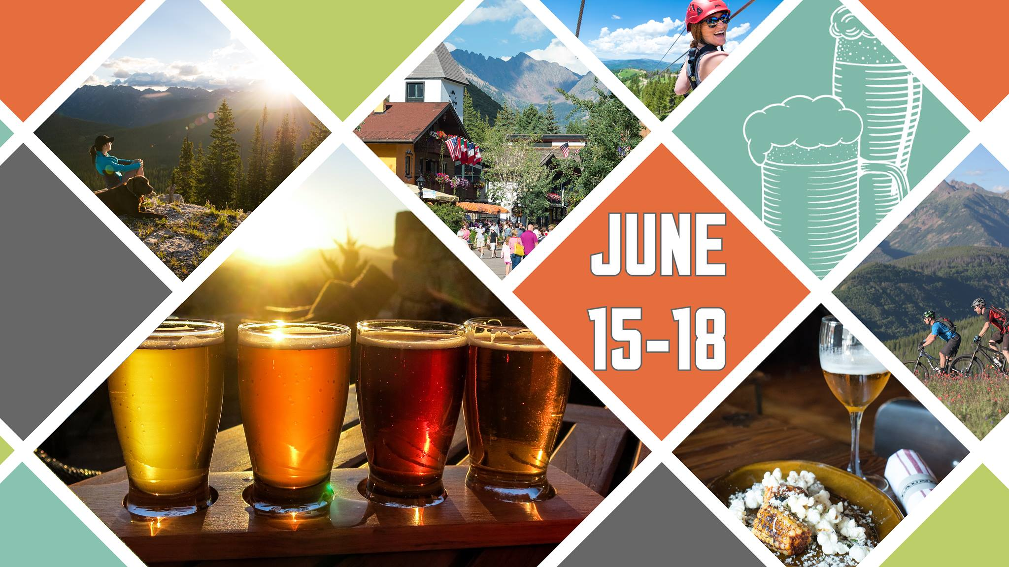 Vail Craft Beer Classic | June 16-18, 2017