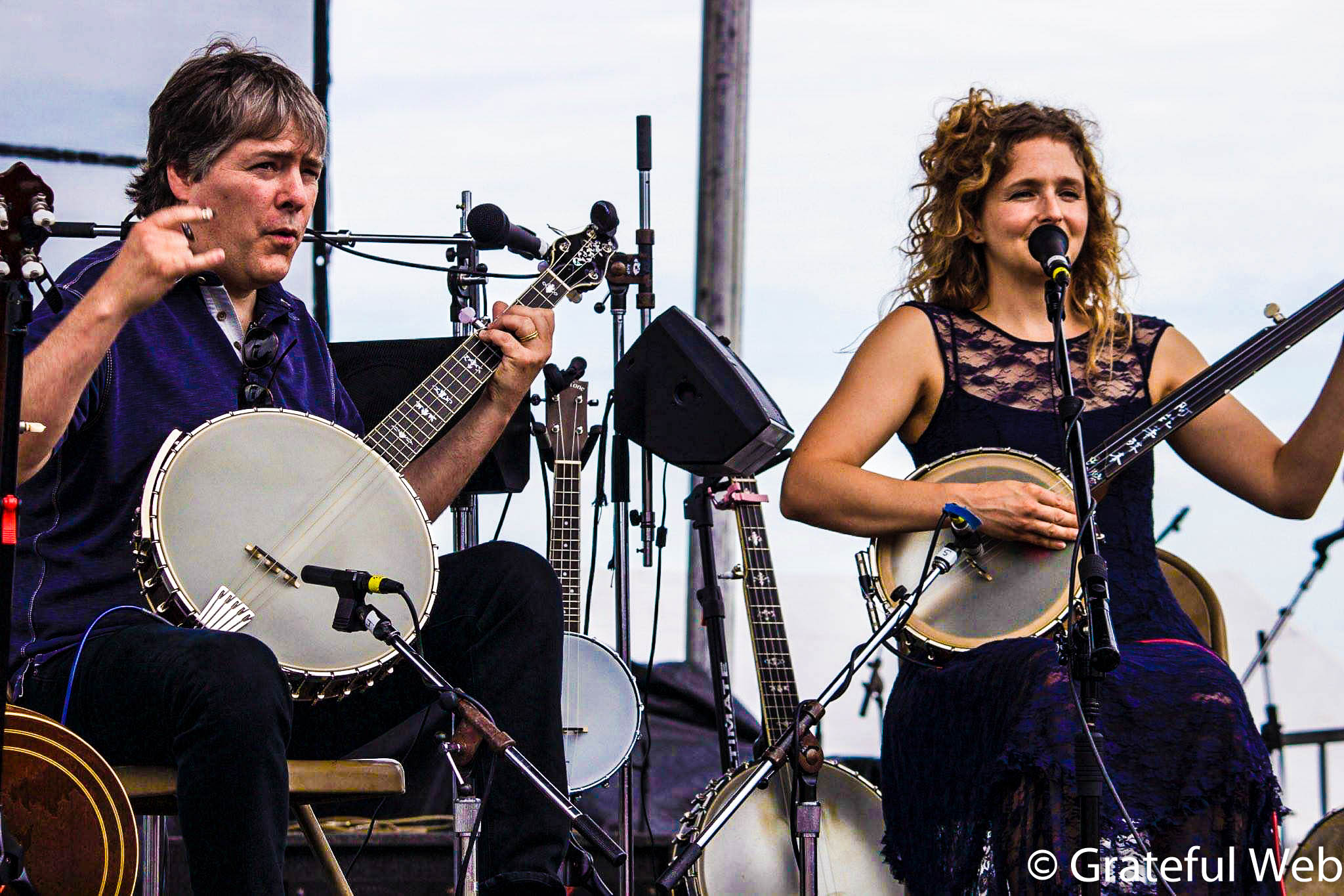 Grey Fox Bluegrass Festival 2015 | Review