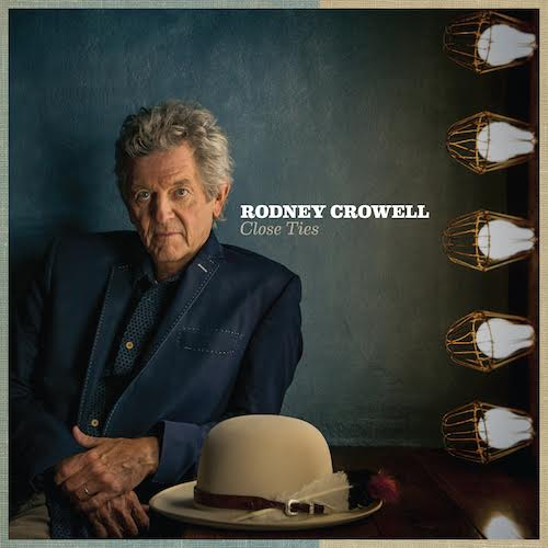 Rodney Crowell Returns With New Album