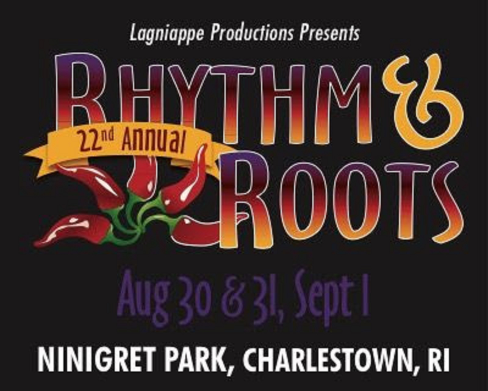22nd Annual Rhythm & Roots Festival Tickets on Sale Now!